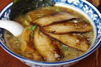 横浜泉区にあるラーメン店「麺屋 いつき」のラーメン