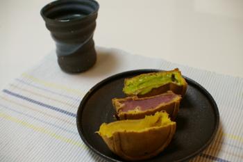 JR横浜線小机にある大判焼専門店「おすとあんでる」の大判焼