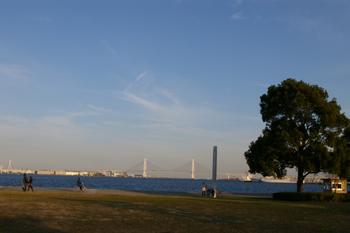 横浜みなとみらい「臨港パーク」