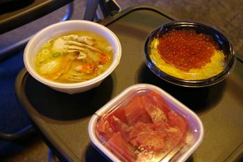 横浜市場まつりのおいしいランチ