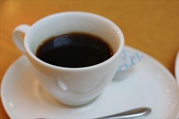 新横浜にあるイタリアン「アマルフィイ ノベッロ」のコーヒー