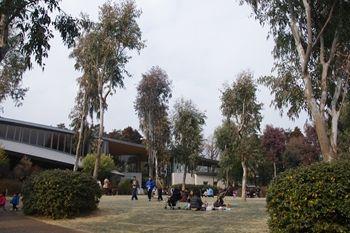 横浜市旭区にある動物園「ズーラシア」の園内