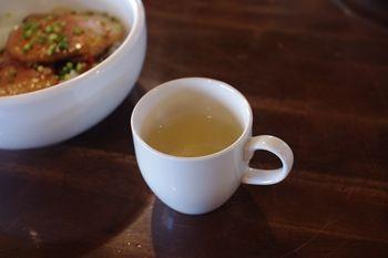 横浜鴨居にあるカフェ「PLANTA ALTA」のスープ