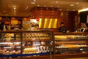 横浜高島屋のケーキショップ「グラマシーニューヨーク」