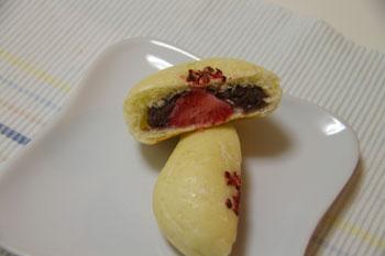 横浜ロイヤルパークホテルのケーキショップ「コフレ」のパン