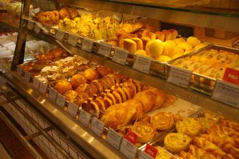 クイーンズ伊勢丹横浜店のパン屋「神戸屋キッチン」のパン