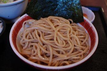 横浜金沢文庫にあるつけ麺店「吉田製麺店」のつけ麺