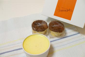 パリに本店がある洋菓子店「ジャン・ミエ 横浜元町店」のスイーツ