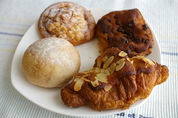 横浜高島屋のパン屋「BOULANGERIE BURDIGALA」のパン