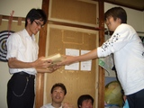 2008幹部学年引き継ぎ