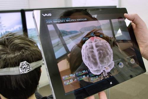 【サイコミュ】ドライバーの脳波で車走行 日産が運転支援技術を開発