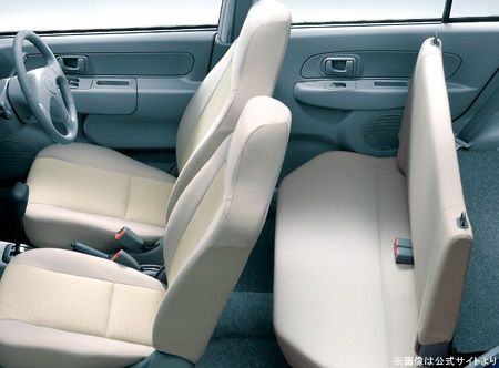 【朗報】最近の軽自動車、車内がメチャクチャ広い