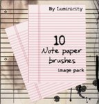 Note_paper_brushes_by_luminicity