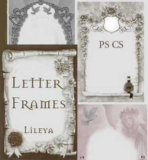 Letter_Frames_by_Lileya