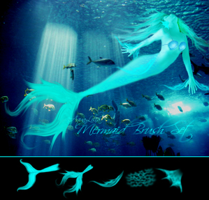 Mermaid_Brushes_by_AquaLilia