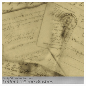 Letter_Collage_Brushes_by_Scully7491