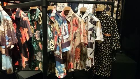 ポール・スミス展 上野の森美術館 ファッション