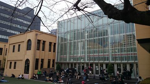 京都国際マンガミュージアム 建物 外観