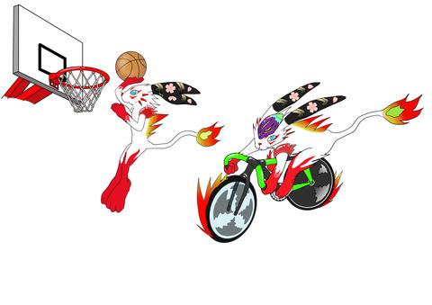 オリンピック mascot マスコット 競技別 東京 Tokyo 2020