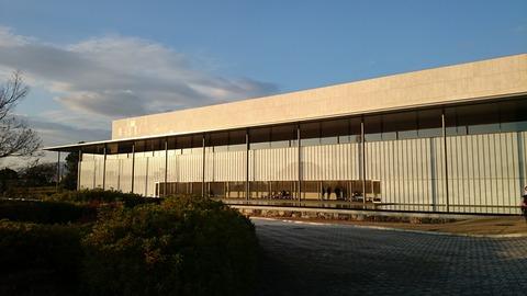 京都国立博物館 若冲 生誕300年 特集展示 外観