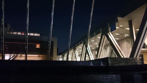 東京都現代美術館 ピクサー展 外観