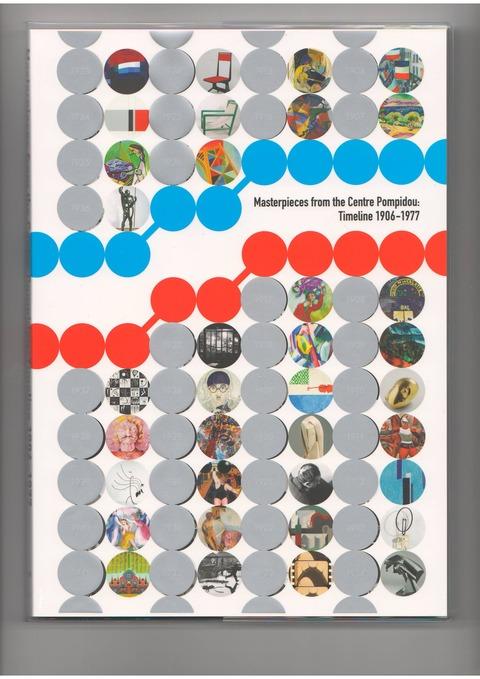ポンピドゥーセンター傑作展 グッズ 図録 カタログ