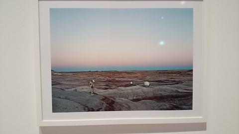 宇宙と芸術展 ヴァンサン・フルニエ スペース・プロジェクト
