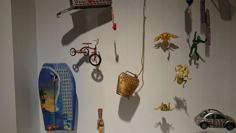 ポール・スミス展 上野の森美術館 展示風景