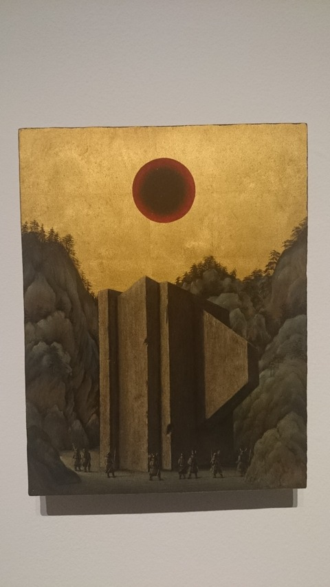 森美術館 宇宙と芸術展 ローラン・グラッソ 02