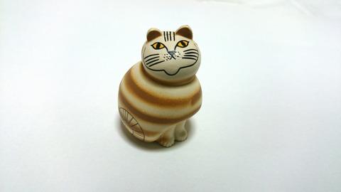 リサ・ラーソン ミニチュア 海洋堂 ガチャガチャ ネコ ミア