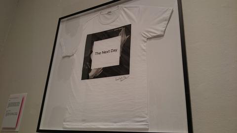 ポール・スミス展 上野の森美術館 コラボ ボウイ Tシャツ