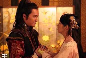 中国ドラマ 蘭陵王 DVD