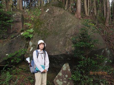 19 念仏石①