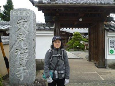 16 東光禅寺・山門