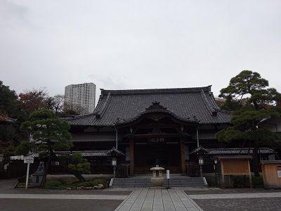 024 泉岳寺・本堂