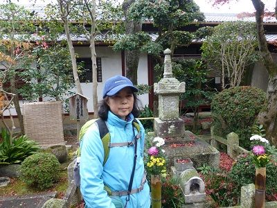 115 木曽義仲の墓