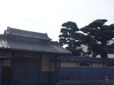 065 黒塀の家(伊藤家)