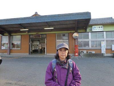 128 JR三雲駅(草津線)