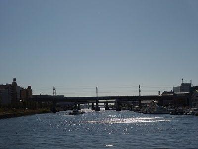 019 堀川からの眺め