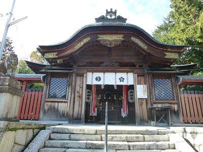 128 平野神社・本殿