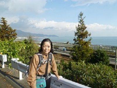 34-① 富士山見えず