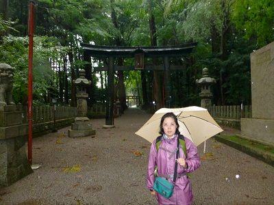 126 田村神社参道