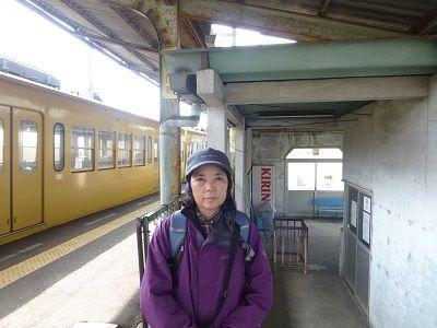 024 水口石橋駅改札