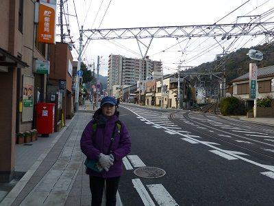 008 京阪電鉄の分岐