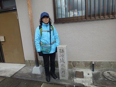108 膳所城大津口総門跡