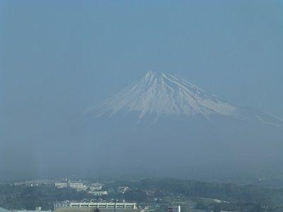 004 車窓からの富士山