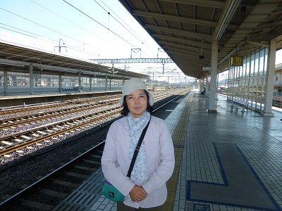 187 新幹線・米原駅
