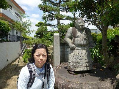 146 相撲浜碇の碑