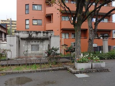 037 品川宿本陣跡