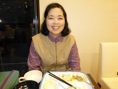 001 朝食(レイアホテル大津石山)